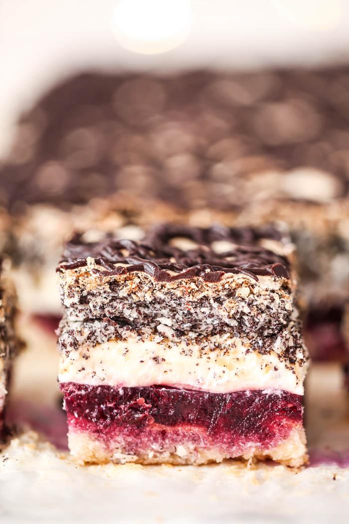 Najlepsze ciasto przekładane przepis