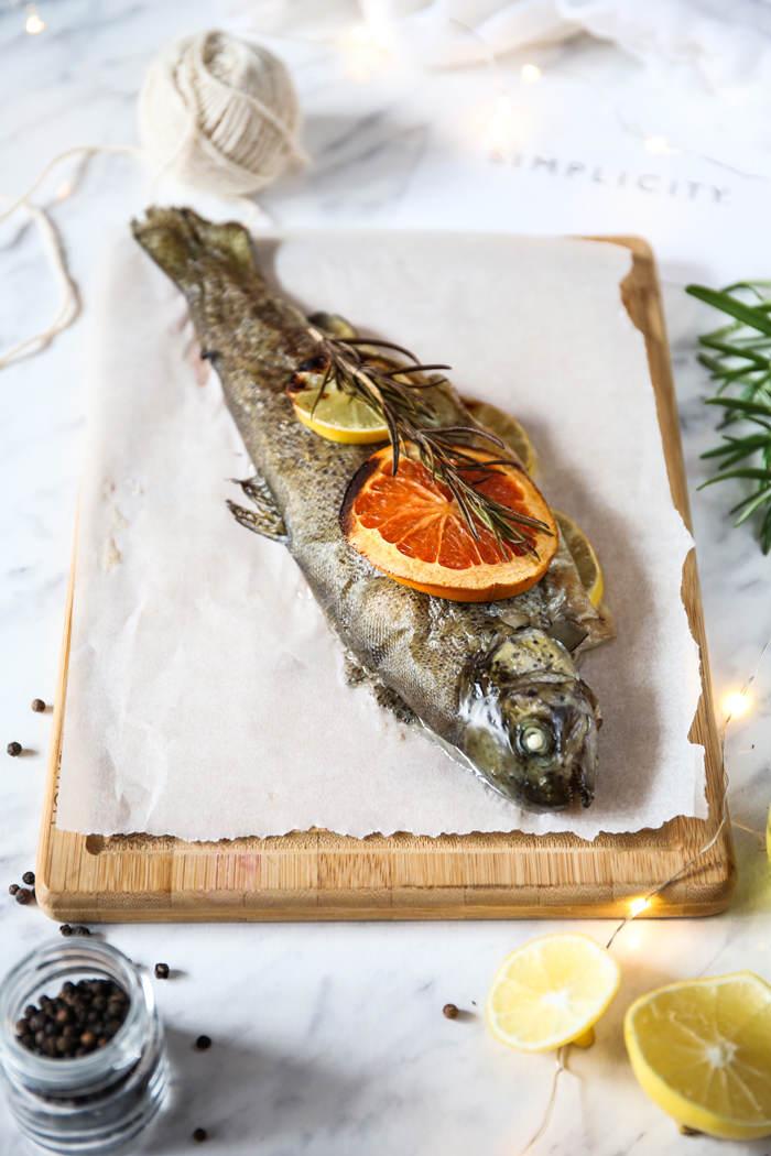 Ryba z piekarnika przepis