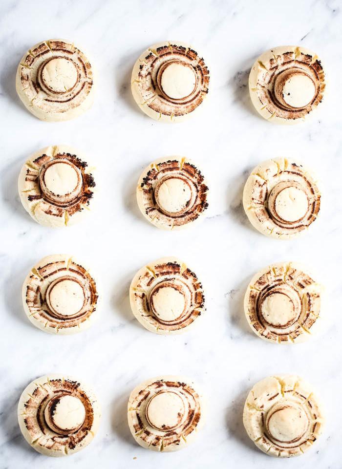 Ciasteczka pieczarki jak zrobić