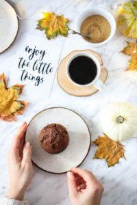Czekoladowe muffinki przepis