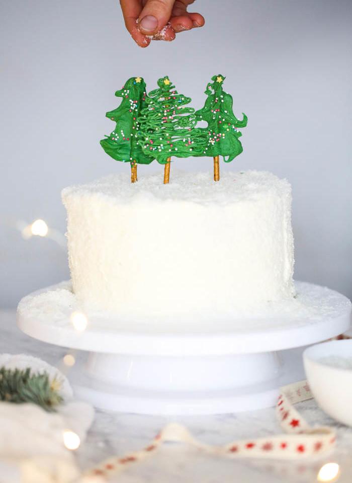 torcik świąteczny inspiracje