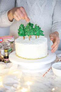 Tort na Święta