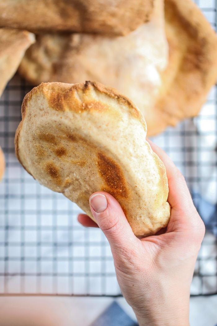 Arabski chleb przepis