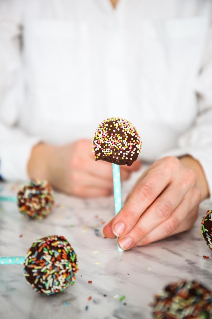 Cake pops przepis