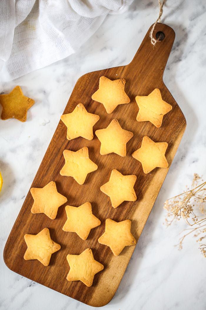 Kruche ciasteczka bez glutenu