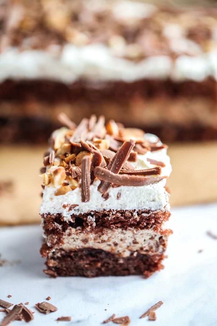 Ciasto Michałek przepis
