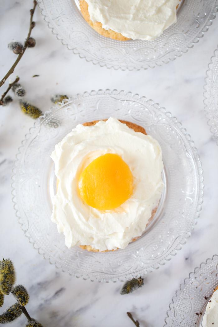 Ciastka jajka sadzone najlepszy przepis