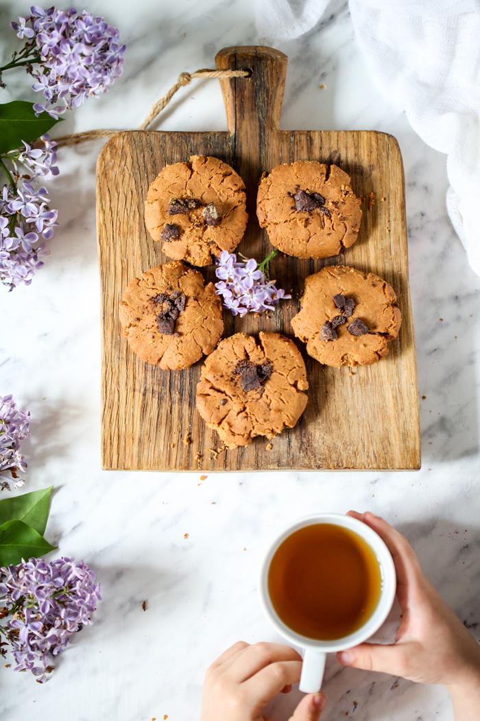 Ciasteczka z 3 składników
