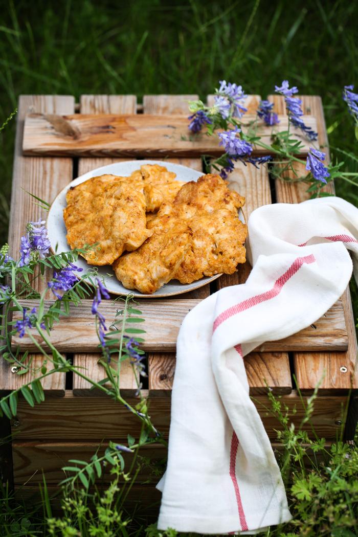 Siekane kotlety z kurczaka przepis