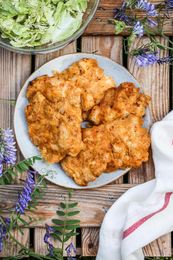 Siekane kotlety z kurczaka