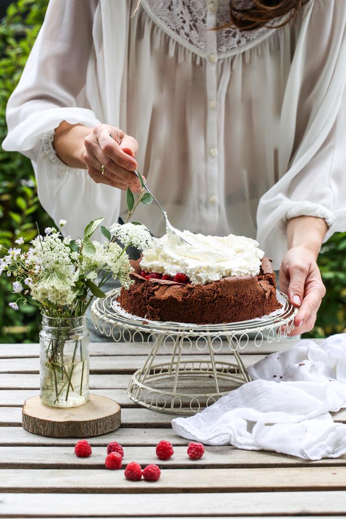 Najlepsze ciasto czekoladowe przepis