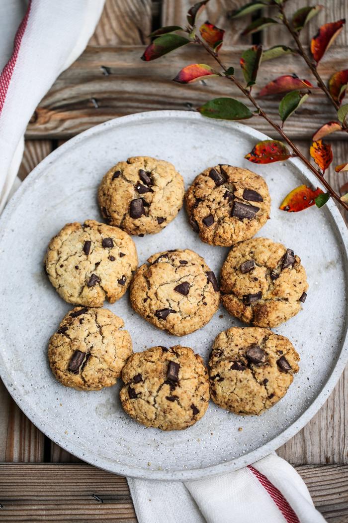 Ciasteczka bez cukru i glutenu