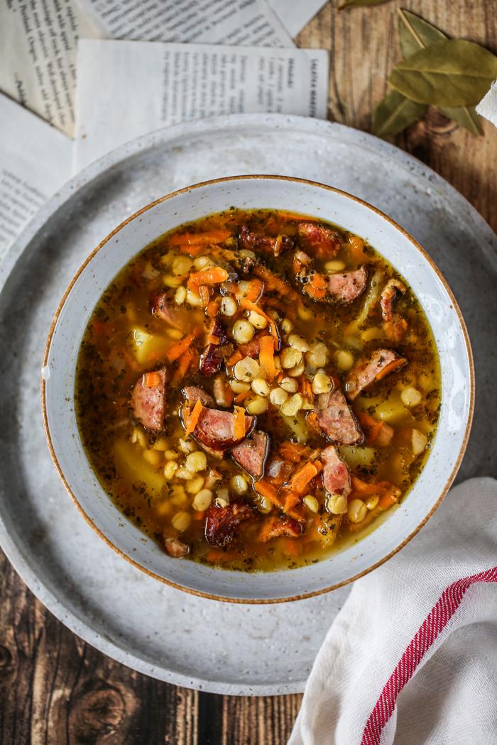 Zupa kuroniówka
