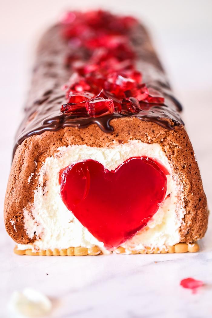 Najlepsze ciasto walentynkowe
