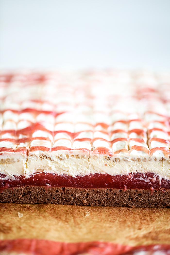 Ciasto czerwony kapturek przepis