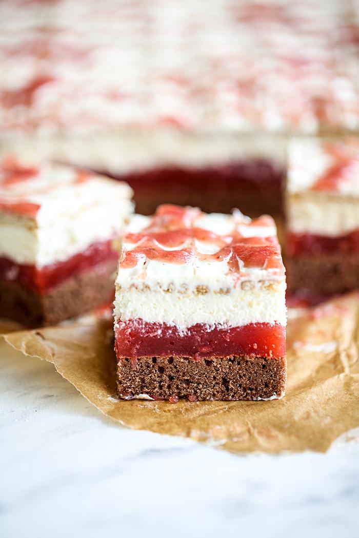 Ciasto czerwony kapturek