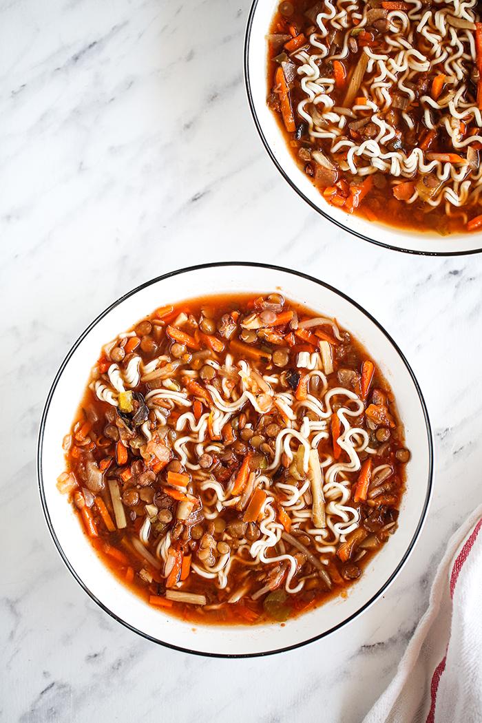 Zupa chińska przepis
