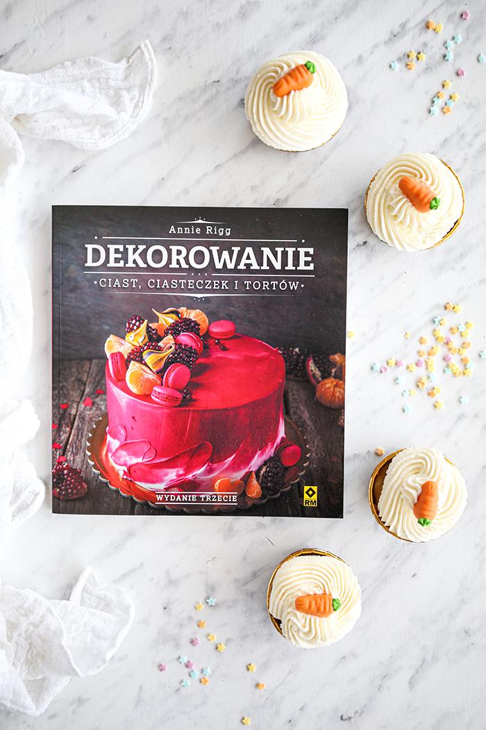 Dekorowanie ciast, ciasteczek i tortów Annie Rigg