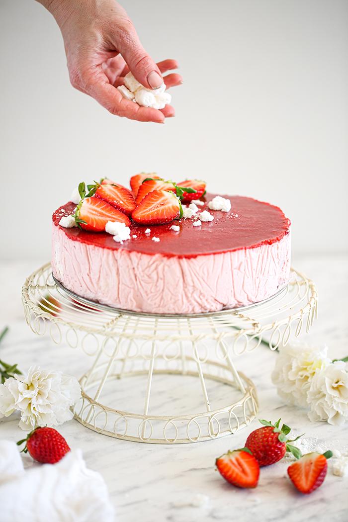 Lekki tort przepis