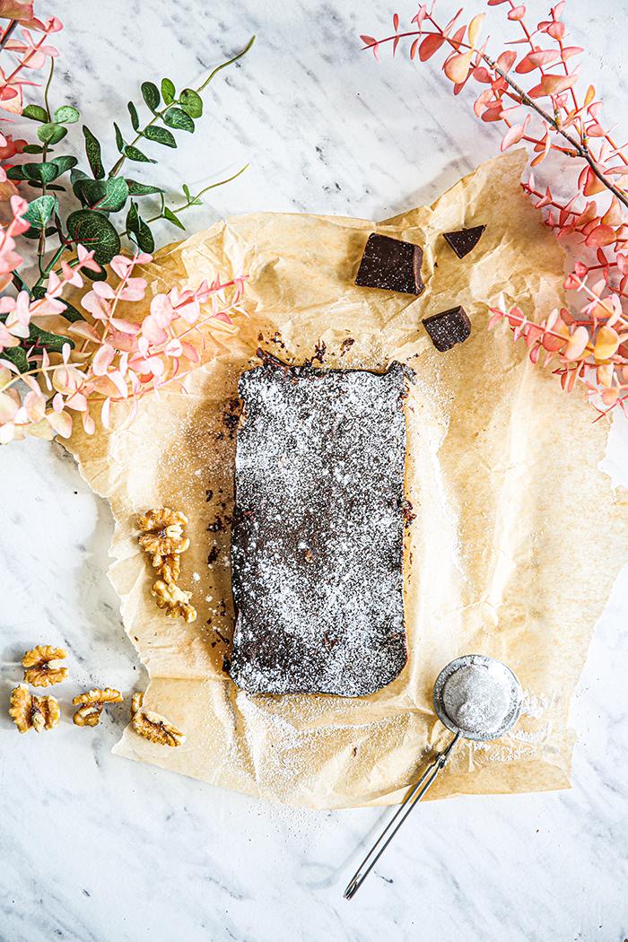 Ratunkowe brownie nigella