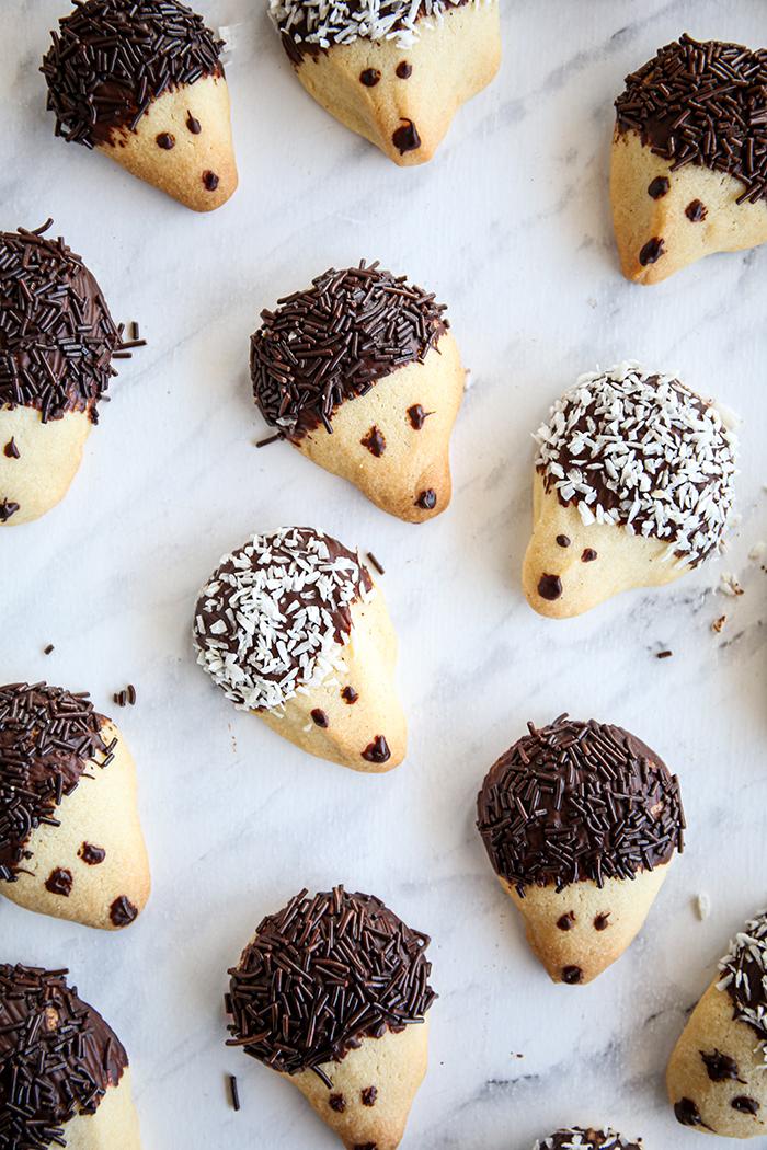 Kruche ciasteczka dla dzieci