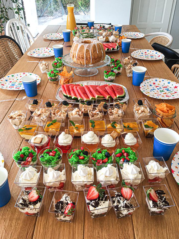 słodki stół jak zrobić