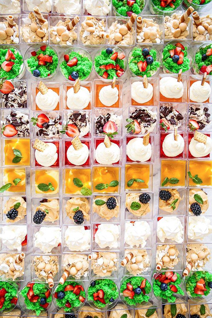 Słodki stół przepisy